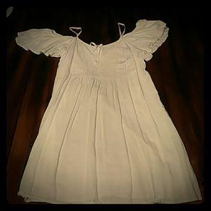 White dress/tunic